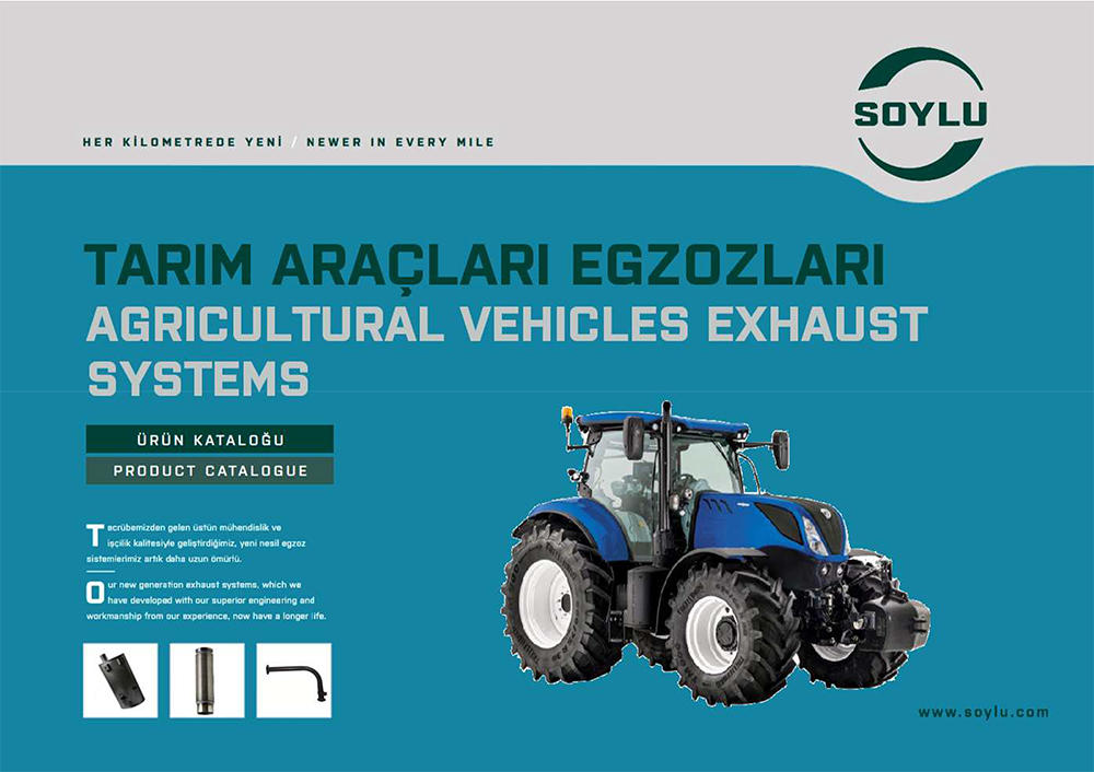 Agricultural Vehicles Exhaust Systems
