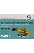 Construction Vehicles Exhaust Systems