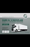EURO IV, V Egzozları