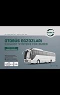 Otobüsler İçin Egzoz & Emisyon Sistemleri